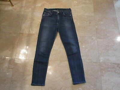 CITIZENS OF HUMANITY Rocket Crop High Rise Skinny Jean in Spritz Wash SZ 28 $238