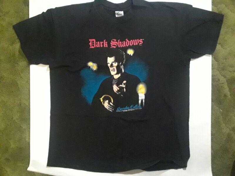 Dark Shadows OfficialDan Curtis x-large T-shirt vintage 1991 new and unworn