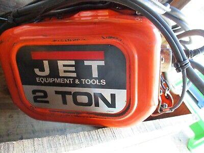 Jet 2 Ton Hoist Pick Up Only