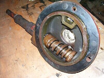 Vintage Ji Case 630 Gas Row Crop Tractor -steering Pedastal Cover Shaft -1959