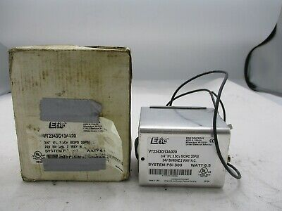 New Erie Vt2343g13a020 Zone Valve Operator Valve Not Included