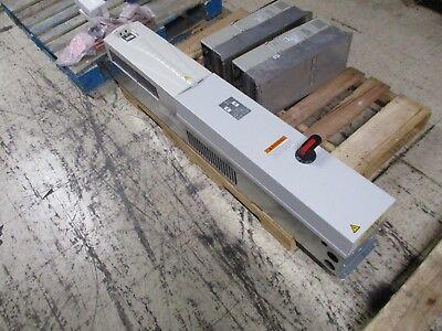 Abb Ach550 Ac Drive W Bypass Ach550-vc-044a-4f267 30hp 3ph Used