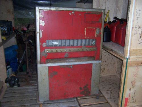 Vintage Cigarette / Candy Vending Machine