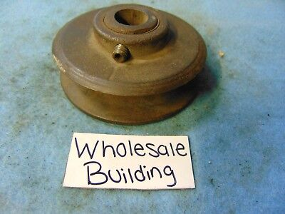 Browning Variable Pitch Pulley 1vp40x12 12 Bore 3-34 Od