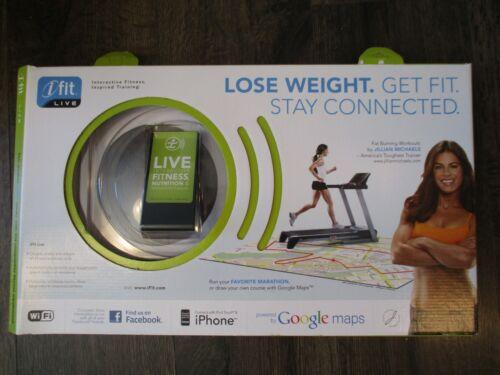 iFit LIVE Wifi Module EXIF09 Workout Jillian Michaels NEW!!