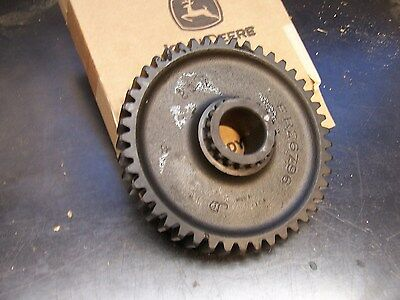 John Deere 4010 Pto Gear R26796r 540 Shaft 45 Tooth Nos John Deere Gear