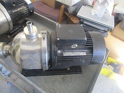 Grundfos Type Chi8-30 A-w-g-buue Booster Pump. Model C4ez20015