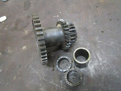 John Deere 430 Cluster Gear 5 Speed Transmission T10776t  Antique Tractor