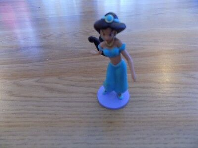 Disney Aladdin Princess Jasmine PVC Figure Toy Cake Topper 3.5