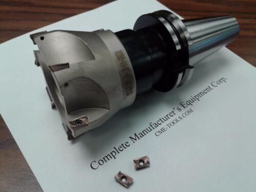 "3"" 90 degree indexable face mill, for Sandvik R390 Inserts,CAT40 arbor 506-SDVK"