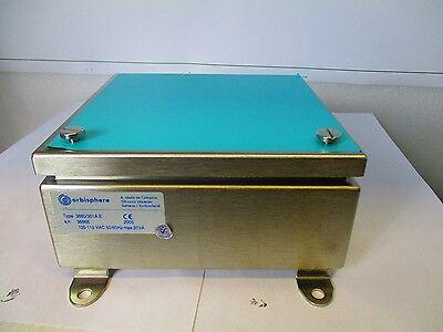 Orbisphere Model 3660 301 A.e O2 Controller Ozone Analyzer