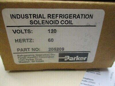 Parker Solenoid Coil 205209