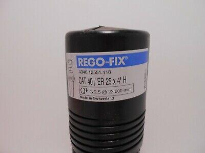 Rego-fix Cat 40 Er 25 X 4 New