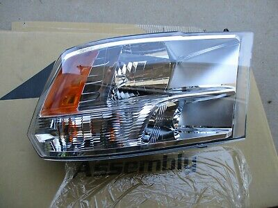 2009 2010 2011 2012 2013 2014 2015 2016 2017 DODGE RAM PASSENGER HEADLIGHT LAMP