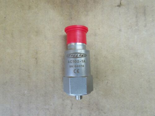 CTC Multi-Purpose Accelerometer AC102-1A AC1021A New