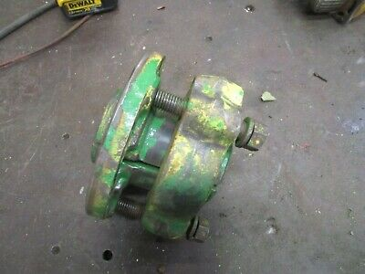 1950 John Deere A 15 Spline Rear Hub With Lock Collar A2960r Antique Tractor 1