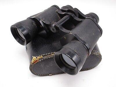 Vintage Jason Mercury No IIII 7 x 35 Aluminum Binoculars And Case
