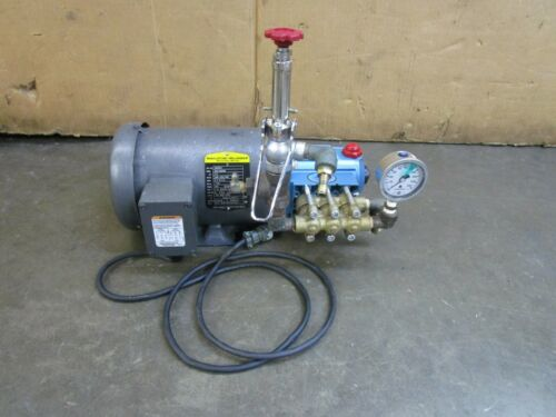 "CAT 2SF22ES 3/8"" NPT X 3/8"" NPT DIRECT DRIVE ELECTRIC PLUNGER PUMP  2.2GPM 1.5HP"