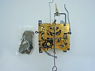 1 Cuckoo Clock w/chains 1 Day (FOR RESTORATION) GM.ANGEM E.Schmeckenbecher 3C