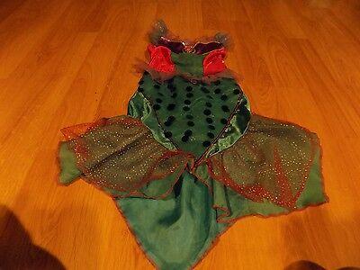 Size 4-6X Disney The Little Mermaid Princess Ariel Costume Dress Halloween EUC - Ariel Halloween Costume Teenager