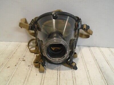 Scott Av200 Scba Mask - Size Large Facepiece