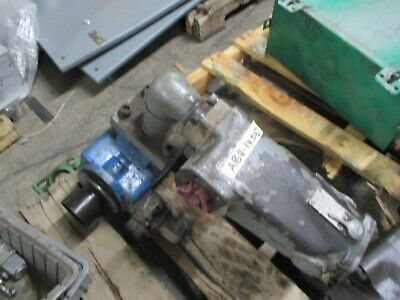 Vickers Vane Pump W Filter 4520v 50a-11 Used
