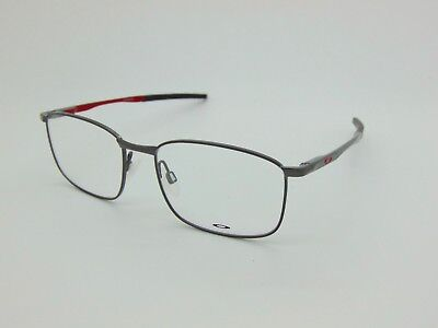 4533169046 NEW Authentic OAKLEY TAPROOM OX3204-0355 Polished Cement 55mm Rx Eyeglasses