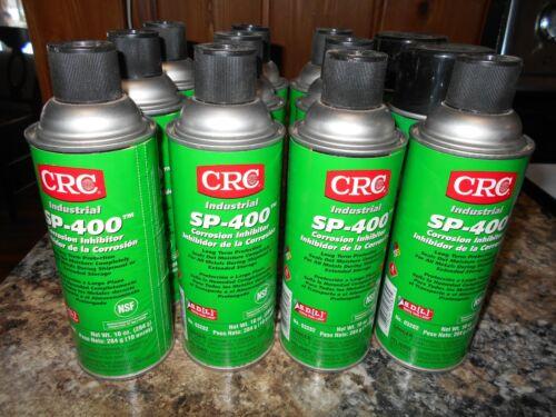 CRC INDUSTRIAL CRC SP-400 CORROSION INHIBITOR 3PCS 10OZ SPRAY CANS