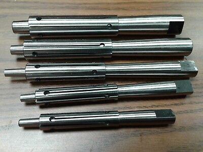 Precision Expanding Mandrel Set 12-1 5 Mandres 5 Sleeves Partml12-1-new
