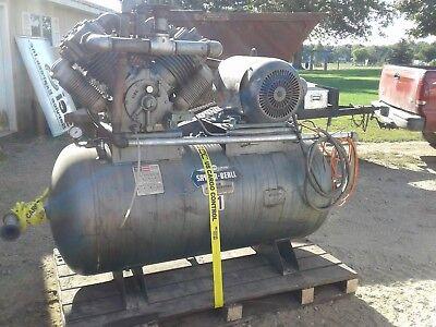 25 Horsepower Saylor Beall Air Compressor