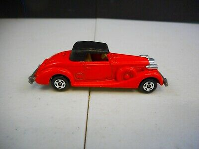 Vintage Tomica Packard Coupe Roadster 1/72 Scale for sale  Shipping to Canada