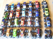 Hot Wheels Monster Trucks Lot