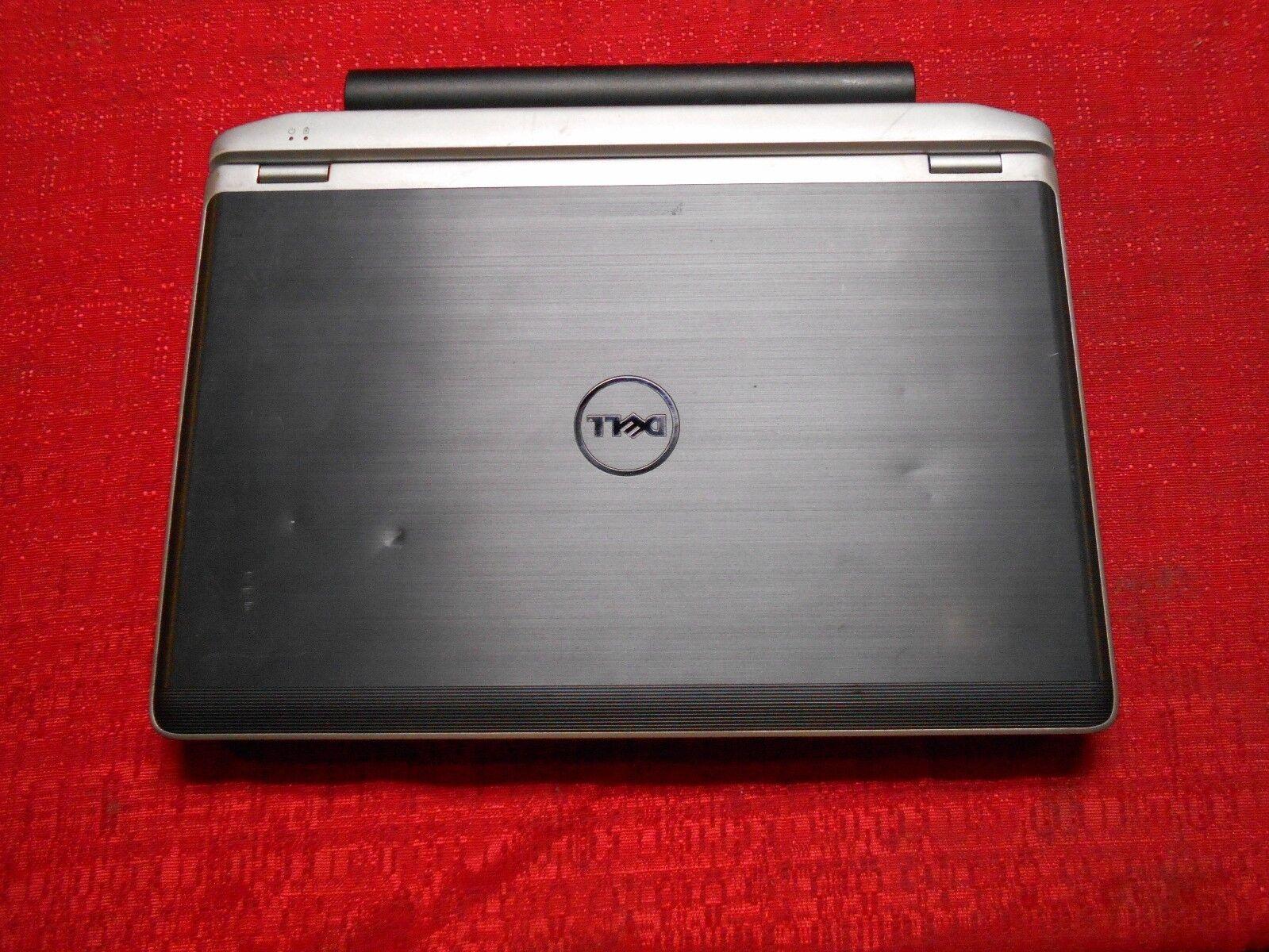 Dell Latitude E6220 64 Bit Win 7 i7-2640MQ 2.8 GHZ 6 GB Memory 500 GB HDD Laptop