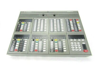 Motorola L3180a Commandstar Lite Dispatch Console