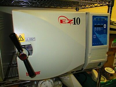 Fully Refurbished Tuttnauer Ez10 Automatic Autoclave Less Than 1000 Cycles