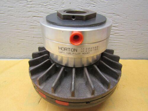 Horton 804500 LW 1.125 Pilot Mount Clutch - No accessories.
