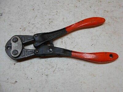 New Nico Press Compression Sleeve Splice Crimp Tool Crimper No-31dj