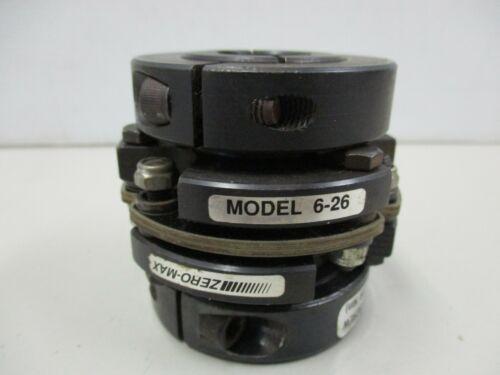 Zero-Max 6-26 Coupling Shaft Coupler