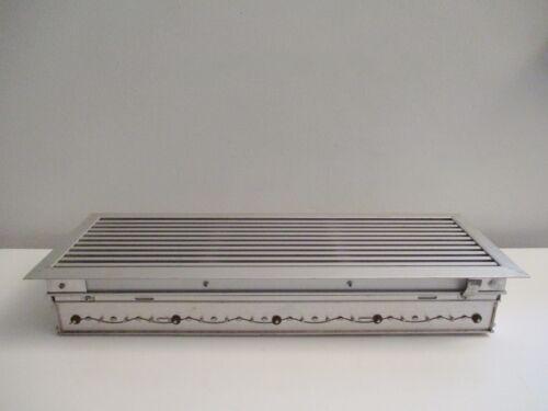 Aluminum Linear Slot Diffuser - HVAC Vent Cover - AC Register Louvered Salvage