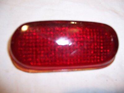 1940 Chevy Glass Tail Light Lens  NOS