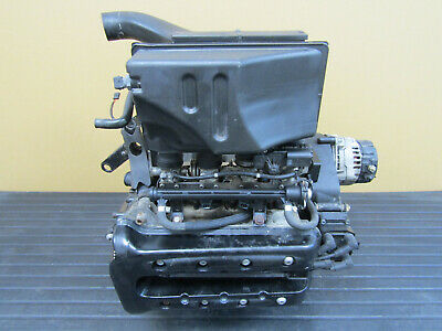 BMW K1200LT 2003 engine test run with ancillaries HIllman Imp (8051)