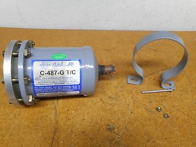 Sporlan Catch-all C-487-g Tc Refrigeration Filter Dryer 407g Used With Warranty