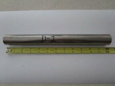 D-2 Tool Steel Round Stock 1.264 Diameter X 12 Long - New