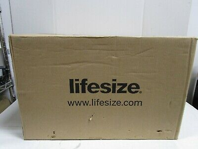 Lifesize Icon 600 2nd Gen Phone Ptz Cam Codec New Sealed See Photos Free Ship