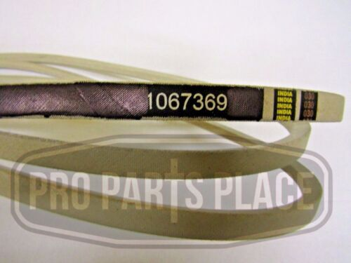 REPLACEMENT ARAMID OEM SPEC BELT TORO 106-7369  1067369 Z400 Z441 Z449 Z450