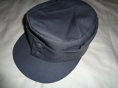 Finnish Army Surplus M65 Wool Cap, Hat, Size 60