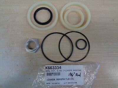 Oem Koyker Loader Seal Kit For 3.5 Cylinder With 1-34 Rod - Part K663334