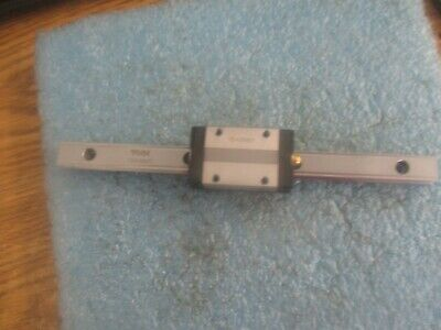 Thk 8 Linear Rail With One Ssr15 Tables