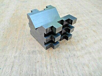 Starrett 568 V-block No Clamp Usa.