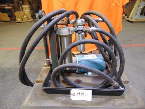 USF Filtration & Separation Filter Machine